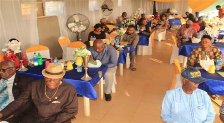 Rotary Club of Benin fellowships at its complex