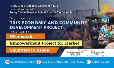 Economic and Community Development Project