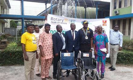 Wheelchairs Donations