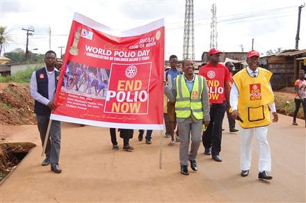 Polio Awareness