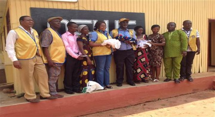 Donation to indigent parents of multiple births