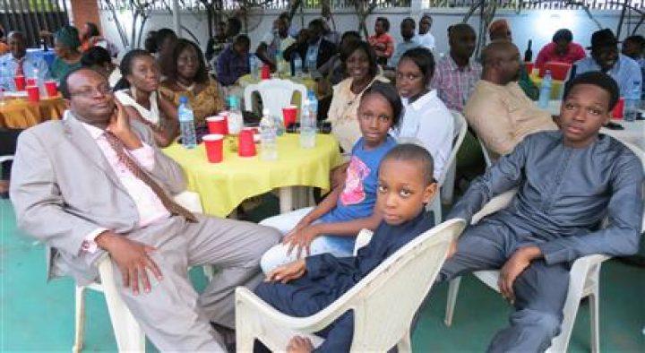 Family of Rotary Day Celebration