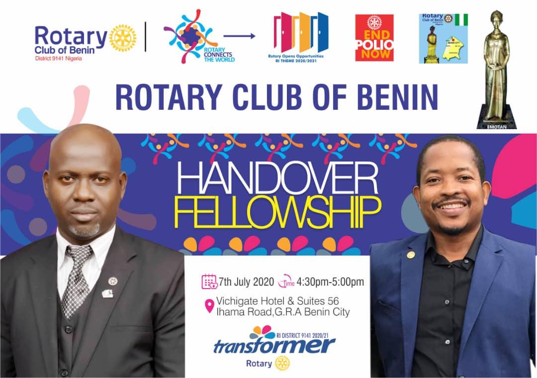 Handover Fellowship 2020