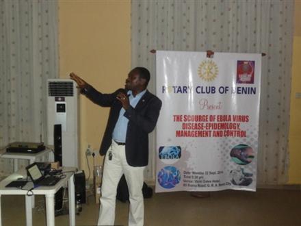 Ebola Awareness Lecture
