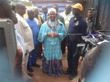 Water project to Ulegun Community at Ikpoba Ogha
