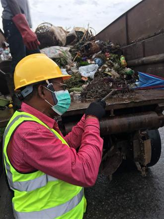 Sanitation exercise carried out in Benin city