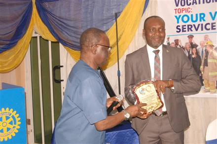 Vocational Service Project by Rotary Club of Benin