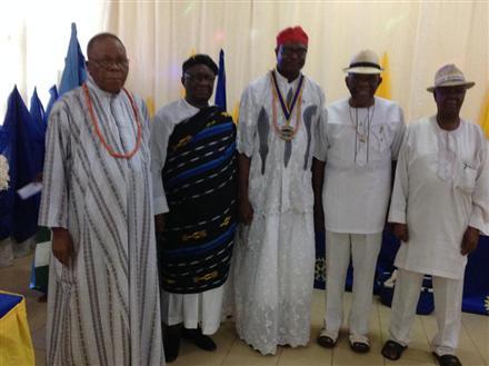 Rotary Club of Benin Culture/International nights