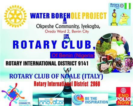 Joint Borehole Project