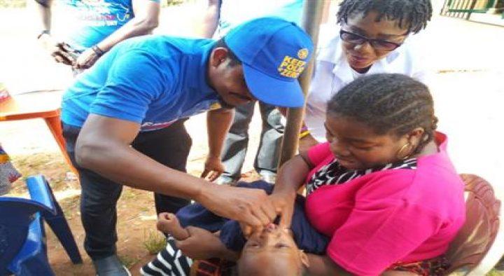 Polio Immunization To Mark World Polio Day Celebration